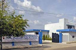 GBS Diamond Tools Plant Udaipur